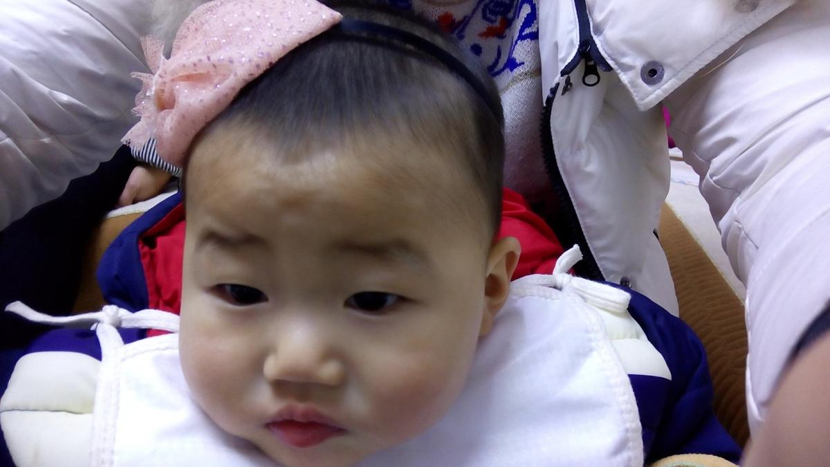 [图]「嘟嘴宝宝」我家小可爱.爱你爱不够啊