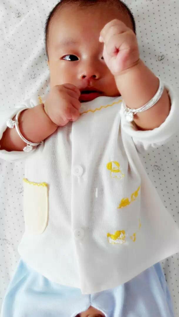 [图]「小小拳击手」天天爱打拳,爱思考 - 可爱宝宝